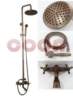 古銅淋浴花灑