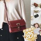 包包LoVie時尚韓版小方包百搭小包包簡約復古側背包【02T0799】