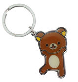 ~卡漫城~拉拉熊鑰匙圈㊣版rilakkuma 鋅合金吊飾包包掛飾掛環懶懶熊裝飾品拉鍊環