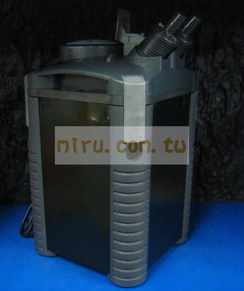 【西高地水族坊】德國伊罕EHEIM 阿圖二代外置方桶 2026(無濾材)