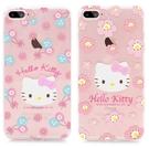 88柑仔店~ Garmma正品授權hello kitty透明iphone7. 8 plus手機殼軟硅膠保護套