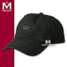 【Levis】Levi's 帽子 男女用 有機棉 棒球帽/黑色