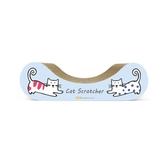 田田貓瓦楞紙貓抓板貓窩貓玩具貓磨爪貓咪用品送貓薄荷磨爪器耐磨