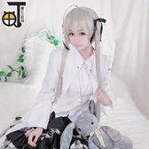穹妹灰色兔子緣之空cos春日野穹cosplay女動漫【南風小舖】