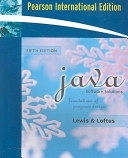二手書博民逛書店 《Java Software Solutions: Foundations of Program Design》 R2Y ISBN:0321373375