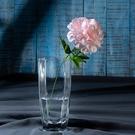 【專區滿618享8折】Clear六角切面花瓶H20cm-生活工場