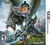 3DS Monster Hunter 3 Ultimate 魔物獵人 3G(美版代購)
