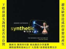 二手書博民逛書店Synthetic罕見WorldsY255174 Edward