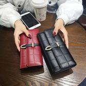 歐美新款大牌女士錢包女長款時尚大容量手機潮錢夾女皮夾手拿 時尚潮流