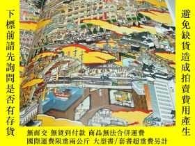 二手書博民逛書店Yamaguchi罕見Akira THE BIG PICTURE works book from japan ja