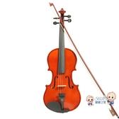 小提琴 小提琴成人兒童初學者入門手工實木專業考級練習級演奏小提琴T 多色 雙12提前購