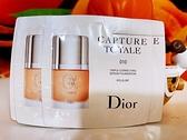 Dior 迪奧 逆時完美粉底液 #010 IVORY 試用包/旅行包 1ML