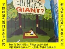 二手書博民逛書店How罕見Do You Feed A HUNGRY GIANT