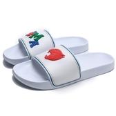 PUMA 拖鞋 LEADCAT FTR BADGES 白 毛絨 運動拖鞋 男女 (布魯克林) 37262202