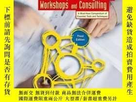 二手書博民逛書店Tools罕見for Project Management, Workshops and Consulting:
