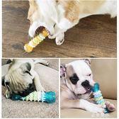 狗狗玩具咬膠磨牙棒泰迪柯基拉布拉多幼犬小狗磨牙耐咬寵物用品 晴天時尚館