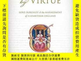 二手書博民逛書店【罕見】2015年出版 Governing by Virtue: