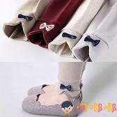 女童長褲打底褲春秋季外穿洋氣薄款純棉嬰兒童裝【淘嘟嘟】