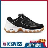 K-SWISS ST529 Heritage時尚運動鞋/老爹鞋-男-黑/白
