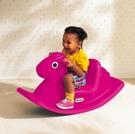 幼之圓*美國Little Tikes飛天搖搖馬桃色搖馬玩具有助於前庭系統前後方向的刺激