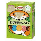 和光堂 IO7海帶芽米果/米餅(6gx3袋)(1歲以上) 日本原裝進口