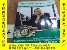 二手書博民逛書店corporate罕見finance,portfolio management,and equityY1533