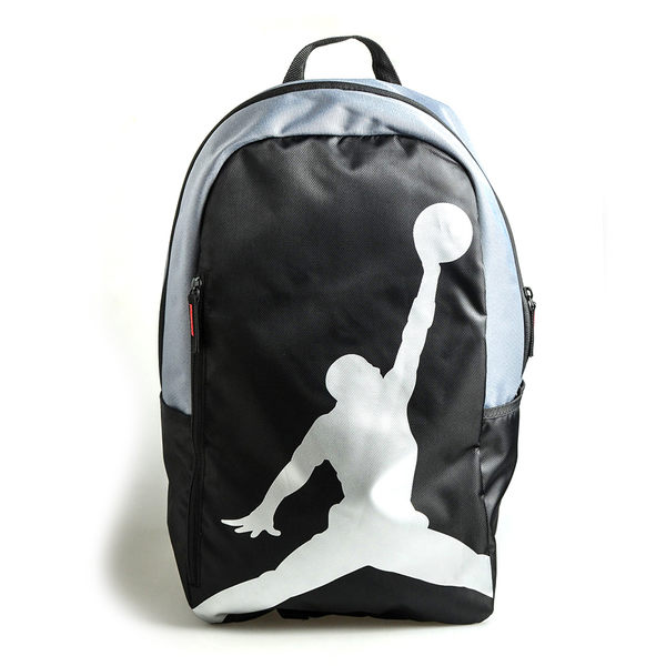 Nike JORDAN 黑 藍 後背包 喬登 運動後背包 雙肩 筆電包 後背包 9A1911-023