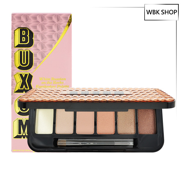 Buxom 白俄羅斯 6色眼影盤 1.4gx6  - WBK SHOP