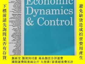 二手書博民逛書店journal罕見of economic dynamics & control 2019年12月 英文版Y42