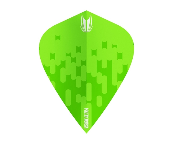 【TARGET】VISION ULTRA ARCADE Kite Lime 333740 鏢翼 DARTS