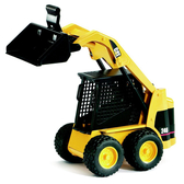 BRUDER CAT 滑移裝載機_RU02431