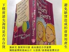 二手書博民逛書店in罕見the fifth malory towers: 在第五座馬洛裏大廈Y212829