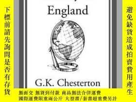 二手書博民逛書店A罕見Short History of EnglandY410016 G. K. Chesterton Sta