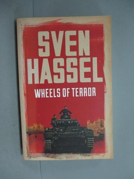 【書寶二手書T7/原文小說_HNY】Wheels of Terror_Hassel, Sven
