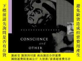 二手書博民逛書店Conscience罕見And Other Virtues: F