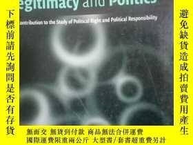 二手書博民逛書店Legitimacy罕見and PoliticsY13693 C