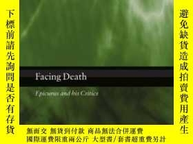 二手書博民逛書店Facing罕見DeathY364682 James Warren Oxford University Pre