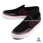 DC 新竹皇家 TRASE SLIP-ON SP 黑色 布質 休閒 懶人鞋 男款 NO.A8893