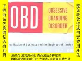 二手書博民逛書店強迫性品牌失調罕見OBD Obsessive Branding