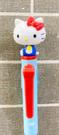 【震撼精品百貨】凱蒂貓_Hello Kitty~日本SANRIO三麗鷗 KITTY 造型自動鉛筆-飛機#46424