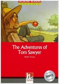 Helbling Readers Red Series Level 3:The Adventures of Tom Sawyer(with MP..