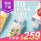 韓國 EUNYUL 深層卸妝水(500ml) 蘆薈/檸檬/玫瑰 3款可選【小三美日】原價$299