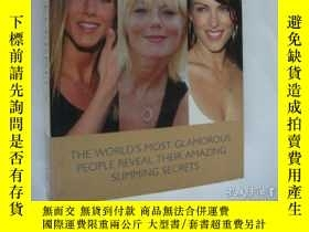 二手書博民逛書店CELEBRITY罕見SLIMMING SECRETS:The