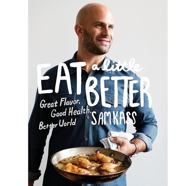 2018/2019 美國得獎作品 Eat a Little Better: Great Flavor Good Health, Better April 17, 2018