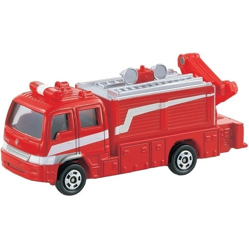 【TOMIKA】RESCUE TRUCK III TYPE(No.74)