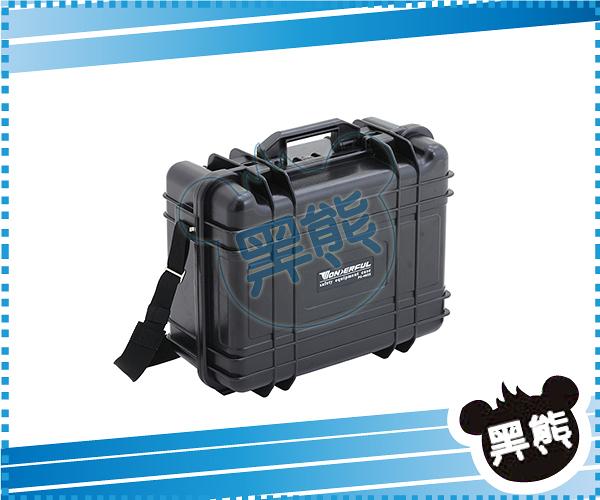 黑熊館 WONDERFUL 萬得福 PC-4822 氣密箱 中型箱