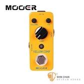 【缺貨】Mooer Yellow Comp 光電壓縮效果器【Optical Compressor Pedal】【Micro系列】【YC】