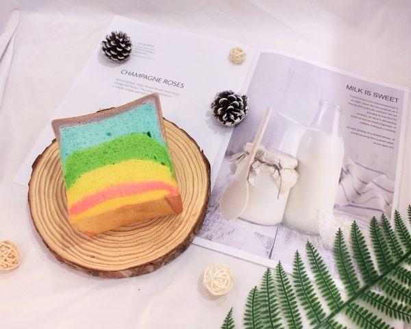 樂禾烘焙 彩虹吐司禮盒