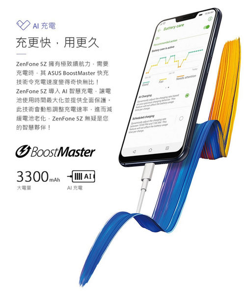 ASUS ZenFone 5Z ZS620KL 6G/128G【內附保護套★加送螢幕保護貼】