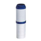 10吋雙截式平頭濾心 2合一PP+GAC活性碳兩截式雙效濾心 適用大部分RO逆滲透機